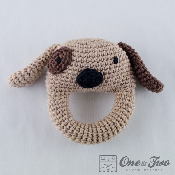 Dog Rattle - PDF Crochet Pattern - Instant Download ...